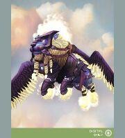 WoW Mount: Winged Guardian (крылатый страж)