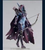 World of Warcraft Sylvanas Windrunner Forsaken Queen Figure