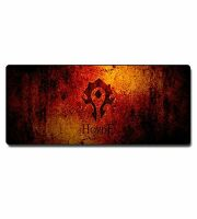 Коврик World of Warcraft Large Gaming Mouse Pad - Horde (90*30 см)