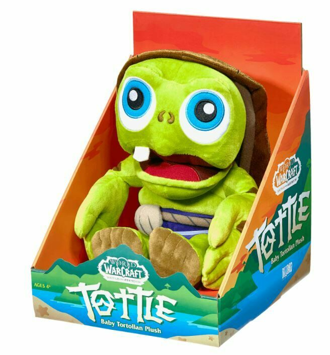 Мягкая игрушка World of Warcraft Baby Tortollan Plush