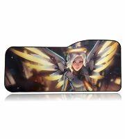 Передивитися великих ігор килимок для миші-милосердя ангел (70-32 см крива)