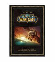 Книга The Art of World of Warcraft (Твёрдый переплёт) (Eng)