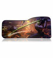 Коврик Overwatch Large Gaming Mouse Pad - GENJI Гэндзи (70*32 см) Curve