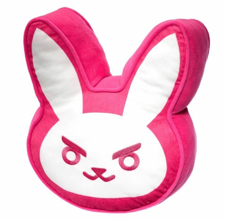 Мягкая игрушка подушка - Overwatch D.Va Bunny Pillow