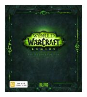 World of Warcraft: Legion Collectors edition Коллекционное издание RU/EURO