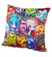 Подушка декоративная World of Warcraft Cute But Deadly Cushion