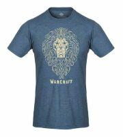 Футболка WARCRAFT Alliance Outline Shirt  (мужск., размер L)