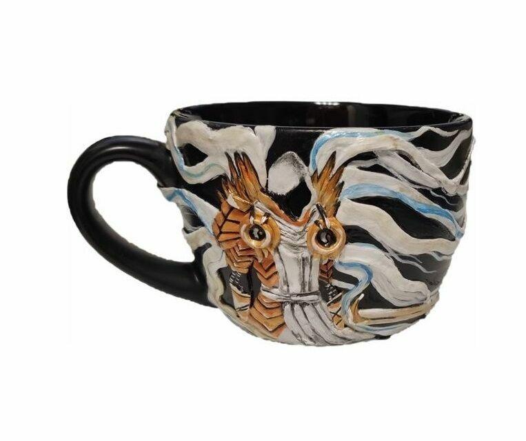 Чашка Диабло Тираэль Diablo Tyrael Mug