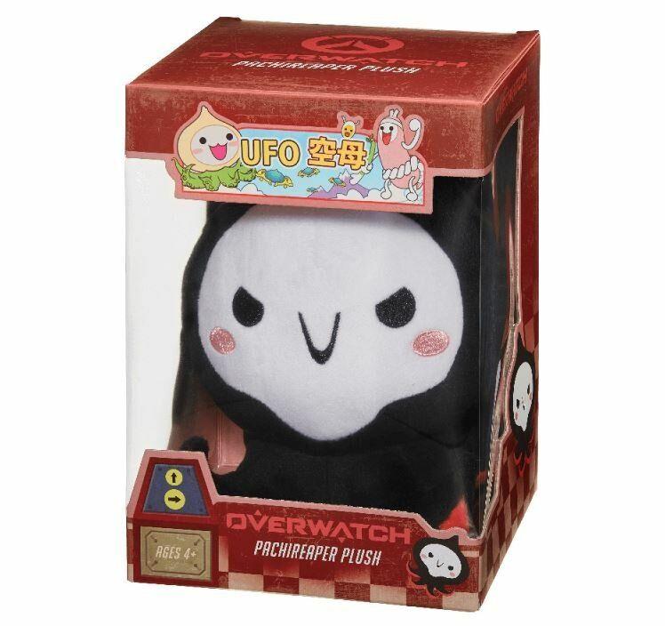 Мягкая игрушка Overwatch Pachireaper Plush
