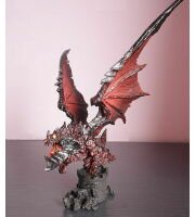 WORLD OF WARCRAFT Cataclysm DETHLING Maquette Action Figure