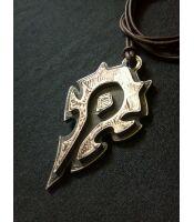 Медальон ABS-пластик World of Warcraft Horde