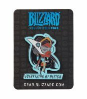 Значок Blizzard Collectible Pins - Cute But Deadly Symmetra Pin