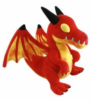 Мягкая игрушка World of Warcraft Crimson Whelpling Plush