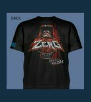 Футболка StarCraft Zerg Rush T-Shirt (мужск., Розмір S)