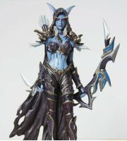 World of Warcraft Sylvanas Windrunner Forsaken Queen Limted Figure