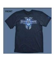 Футболка StarCraft II Faction Logo T-Shirt (мужск., Розмір M)