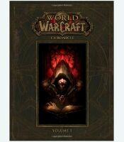 Книга World of Warcraft: Chronicle Volume 1 Hardcover Edition (Твёрдый переплёт) (Eng)