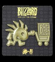 Значок 2017 Blizzcon Exclusive Murloc Blizzard Pin
