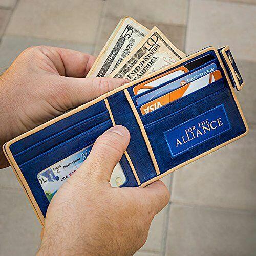 Кошелёк - World of Warcraft Alliance Bifold Wallet