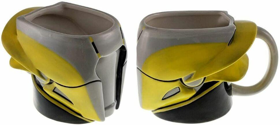Кружка Destiny 3D Sculpted Mug Warlock Mug