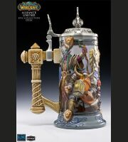 Колекційна гуртка Warcraft Alliance United Legendary Collection Stein Limited Edition