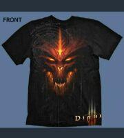Футболка Diablo III Special Edition T-Shirt (мужск., размер M)