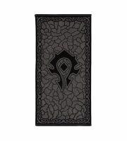 Полотенце со знаком Орды (World of Warcraft Horde Logo Towel) 140 x 70 cm
