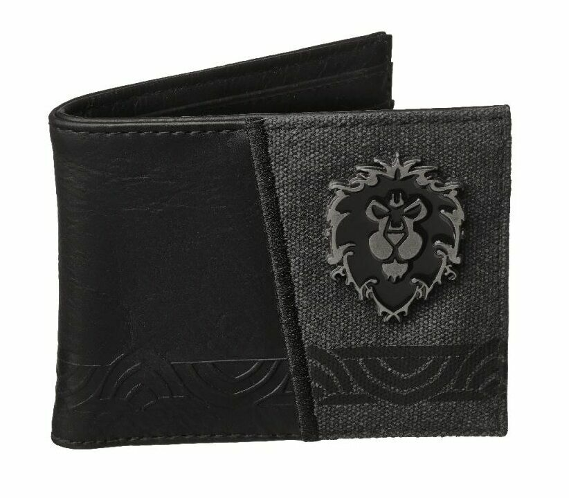 World of Warcraft Alliance Wallet Logo Кошелёк Альянс