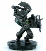 Warcraft Miniatures Core Mini: DROKKAR OF FOUR BOARS