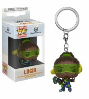 Брелок - Funko Pocket Pop! Overwatch Keychain - Lucio