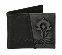 World of Warcraft Horde Wallet Logo Кошелёк Орда
