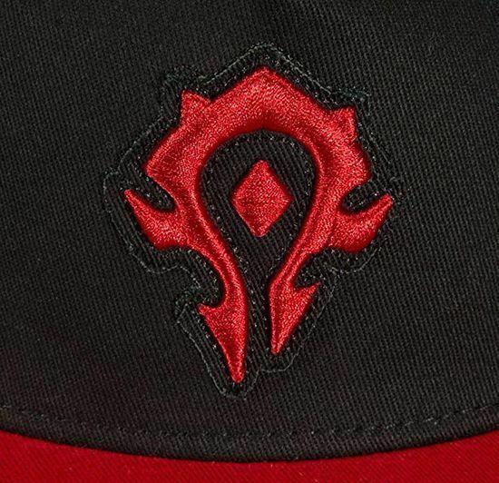 Кепка JINX World of Warcraft - Legendary Horde Premium Snap Back Орда