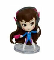 Міні фігурка Cute But Deadly Series 3 (Overwatch Edition) - D.Va
