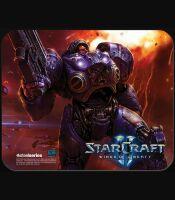 Коврик SteelSeries QcK mini StarCraft 2  Tychus Findlay (21 x 25 см.)