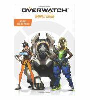 Книга Overwatch World Guide (мягкий переплёт) (Eng)