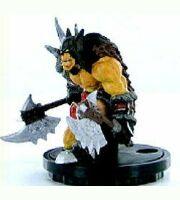 Warcraft Miniatures Core Mini: REXXAR