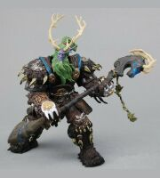 World of WarCraft Night Elf Druid Action figure