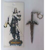 Брелок - World of Warcraft Wing Sword Metal Weapon