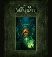 Книга World Of Warcraft: Хроніка Том 2 Обкладинка видання (анг)