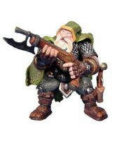 World of Warcraft Dwarven Rifleman Action Figure