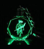 Брелок со светодиодом DOTA 2  №1