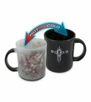 Чашка Diablo Heat-Changing Mug