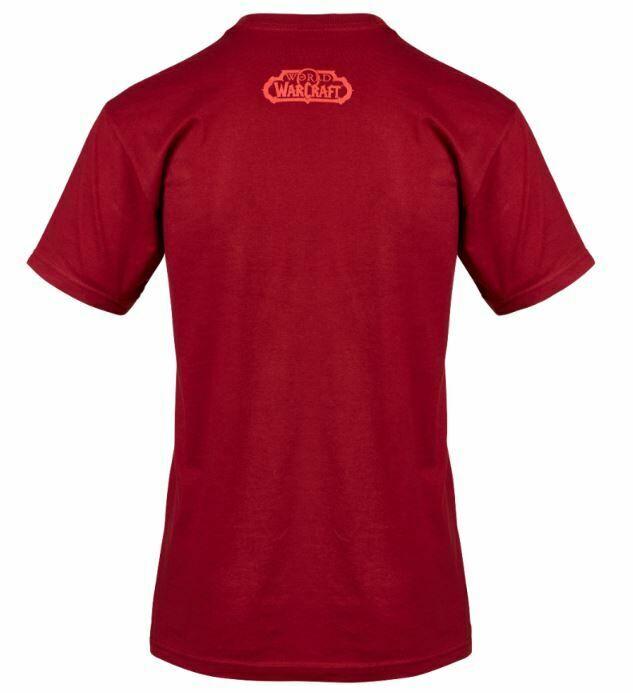 Футболка World of Warcraft Sargeras Shirt - Men's (размеры L)