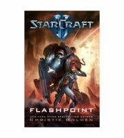 Книга StarCraft II: Flashpoint (Твёрдый переплёт) (Eng)