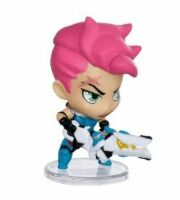 Мини фигурка Cute But Deadly Series 3 (Overwatch Edition) - Zarya