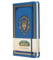 Блокнот World of Warcraft: Alliance Hardcover Ruled Journal (Hardcover)