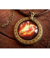 Медальон World of Warcraft  класс маг  Mage  (Металл + стекло)