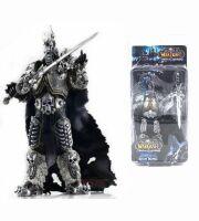 NECA World of Warcraft Arthas Menethil The Lich King  Figure