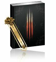 Книга Diablo 3: Strategy Guide, Limited Edition Твёрдый переплёт (Eng)