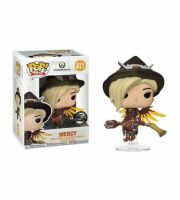 Фигурка Overwatch Funko POP! - Witch Mercy (Blizzard Exclusive)